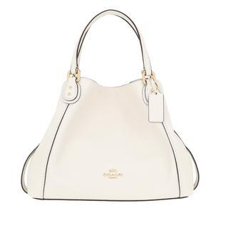 Tote - Pebble Edie Shopping Bag Chalk in wit voor dames