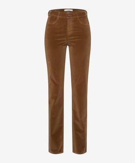 Dames Broek Style Carola bruin