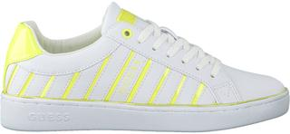 Witte Lage Sneakers Bolier