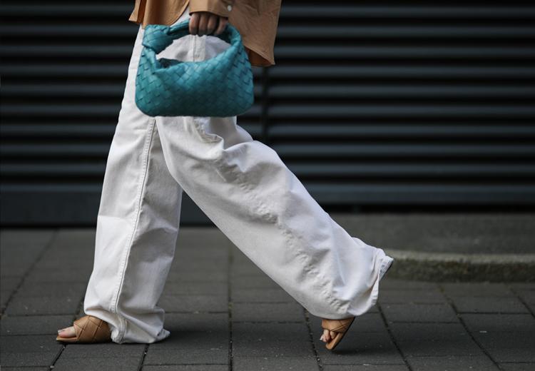 Trend gespot: de baggy broek