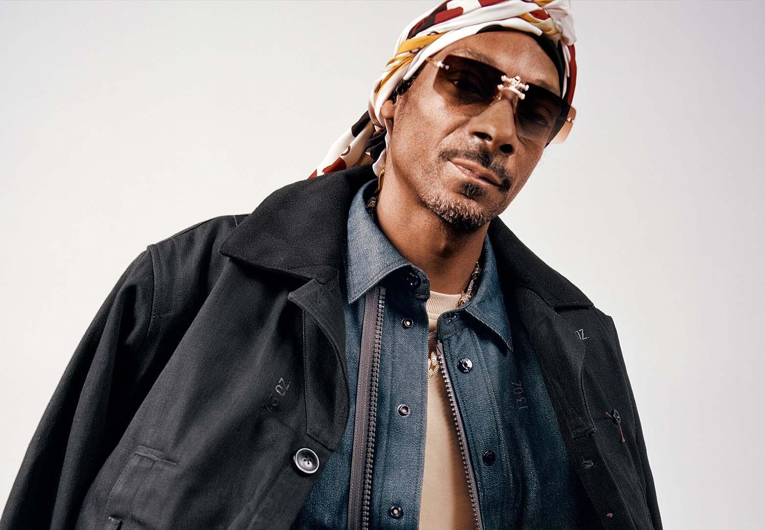 G-Star RAW en Snoop Dogg lanceren de coolste samenwerking óóit