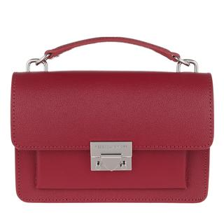 Cross Body Bags - Christy Phone Crossbody Bag Scarlet in rood voor dames