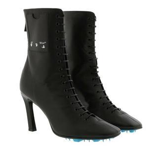 Boots & laarzen - High Heel Ankle Boots in black voor dames