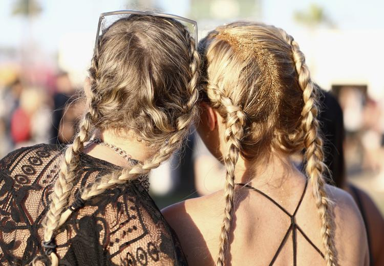 Dit zijn dé festival trends op beauty gebied