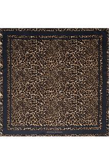 Peekaboo Peekaboo Scarf |  Leopard Print