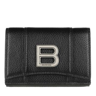 Portemonnees - Wallet in black voor dames en heren