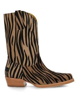 Boots lucas black camel