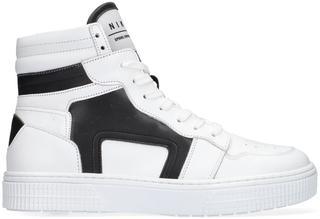 Witte Hoge Sneaker Livia Sneaker