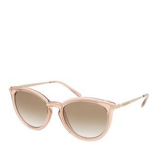 Zonnebrillen - 0MK1077 110813 Woman Sunglasses Modern Glamour in roze voor dames