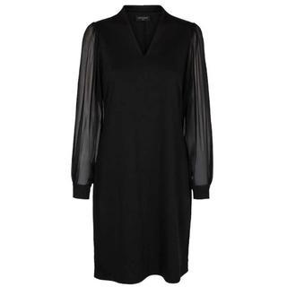 jurk jabo-v-dr-chiffon in het Zwart