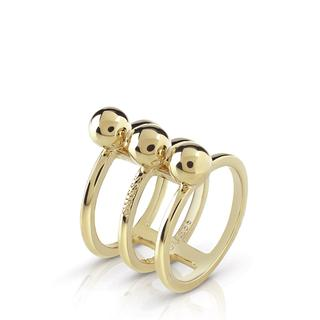 goldplated ring Influencer