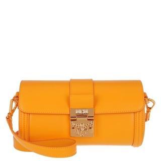 Crossbody bags - Small Tracy Crossbody Bag in geel voor dames