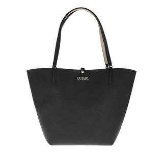 Tote - Alby Toggle Tote Bag Black Gold in zwart voor dames