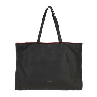 Totes - Pillow Reversible Tote Bag Leather in zwart voor dames