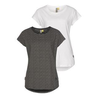 shirt met ronde hals MimmyAK 2P modieus basic shirt in een set van 2 (Set van 2)