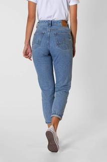 Nora Loose Tapered Heritage Blue | Light Blue