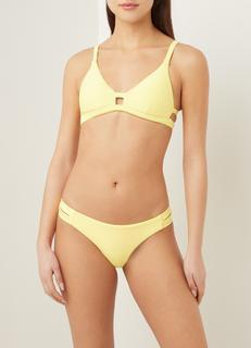 Rococco Twin voorgevormde triangel bikinitop met textuur