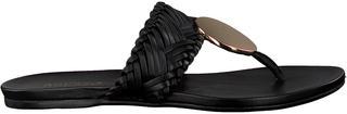 Zwarte Slippers A0327401070001u