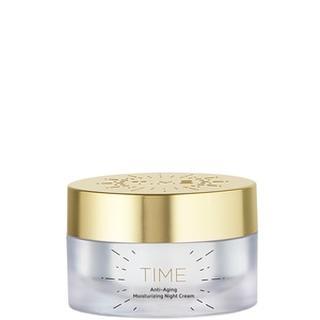 Time Hydraterende Nachtcrème Tegen Huidveroudering  - 50 ML