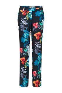Dames Pantalon bloemenprint