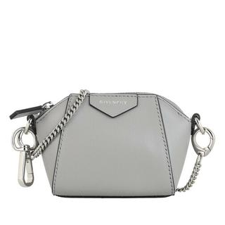 Crossbody bags - Small Antigona Crossbody Leather in grijs voor dames