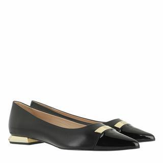 Loafers & ballerina schoenen - Ciara Pointed Pumps in zwart voor dames