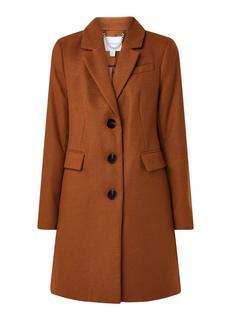 Mantel met klepzakken