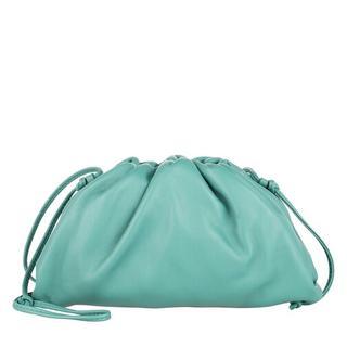 - The Mini Pouch in blauw voor dames