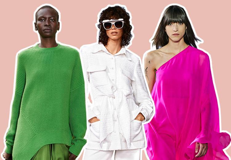 De mooiste trendkleuren van lente en zomer 2021