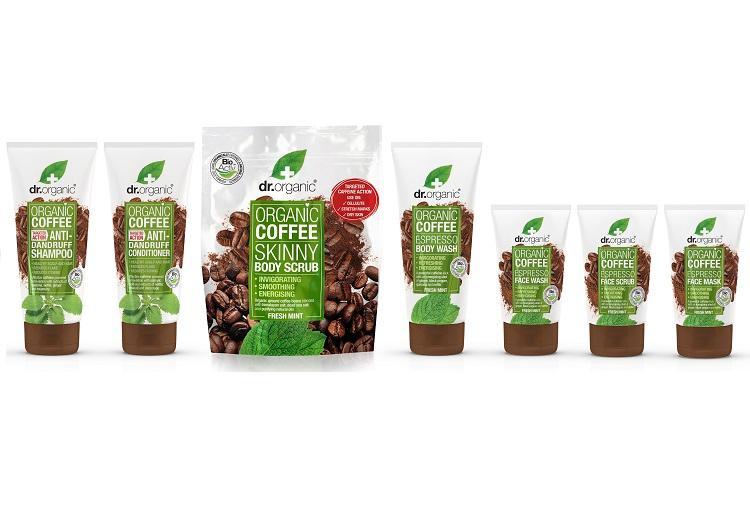 WIN: 3x Dr. Organic Coffee Fresh Mint-pakket