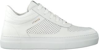 Witte Lage Sneakers Cph402