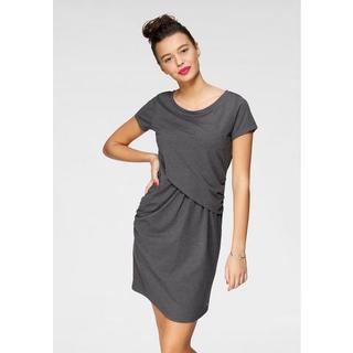 Shirtjurk in trendy wikkel-look met aantrekkelijke plooien
