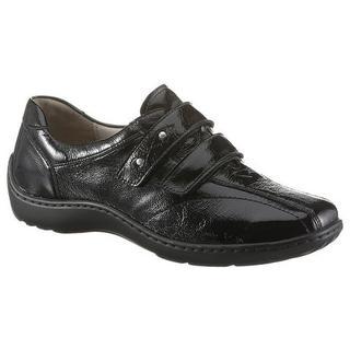 Klittenbandschoenen Henni in glans-look en comfortabele schoenwijdte h