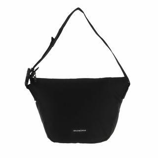 Crossbody bags - Oversized Sling Bag Shoulder Bag in zwart voor dames en heren