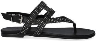 Zwarte Sandalen 101262