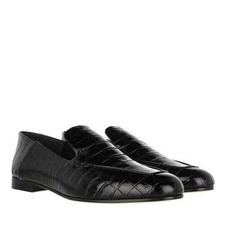 Loafers & ballerina schoenen - Larisa Footwear in black voor dames
