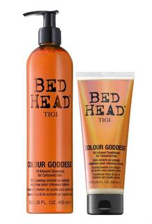 Bed Head Colour Goddess Oil Infused Duo Pack