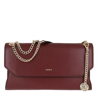 Cross Body Bags - Chain Sutton Bryant Clutch Blood Red in rood voor dames