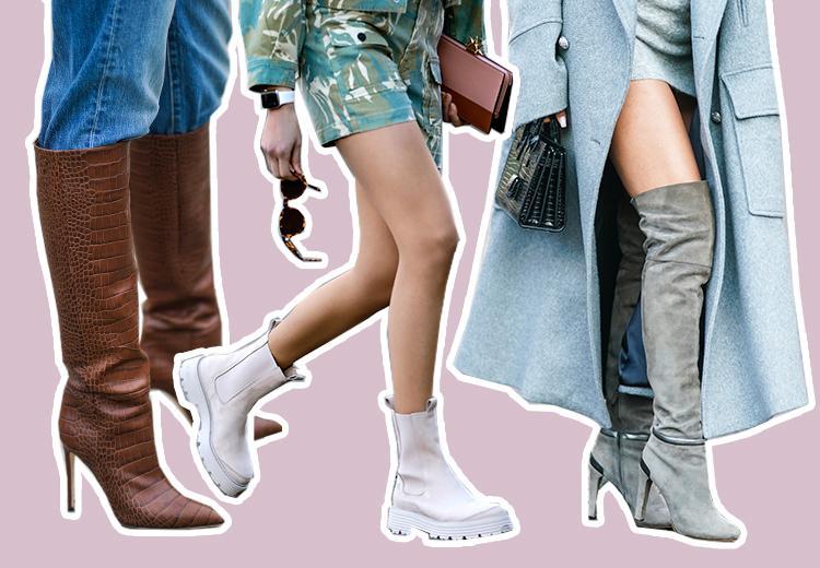 De mooiste laarzen in iedere lengte
