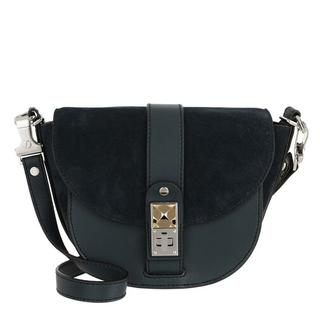 Crossbody bags - PS11 Saddle Small Crossbody in blauw voor dames