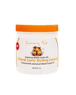 Hair Custard voor krullen met Jamaican Black Castor Oil - 236 ml