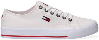 Witte Lage Sneakers Tommy Jeans Low Cut Vulc