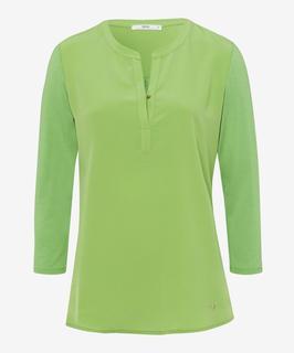 Dames Shirt Style Clarissa, light green,