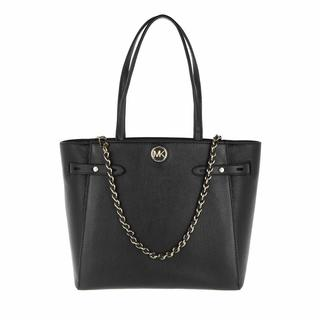 Totes - Large Belted Tote Leather in zwart voor dames