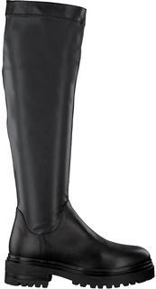 Zwarte Hoge Laarzen Dea-51