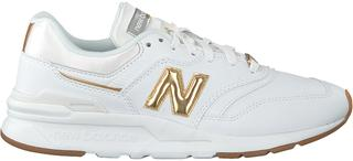 Witte Lage Sneakers Cw997
