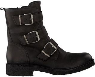 Zwarte Biker Boots 22042