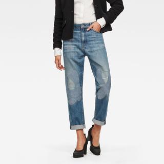 3301 High Boyfriend Jeans - Boyfriend Fit - Taillehoogte Hoog