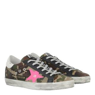 Sneakers - Superstar Sneakers in groen voor dames