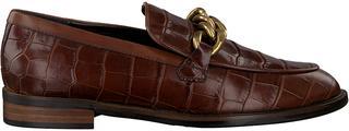 Cognac Loafers 31243